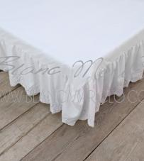 """Vestiletto bianco singolo """"Sangallo Collection"""" Blanc MariClò"""