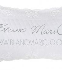 "Copriguanciale Bianco ""Bergamotto Collection"" Blanc Mariclò"