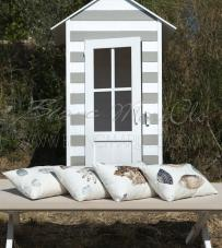 "Cuscino ""Sealife Collection"" Blanc Mariclò"