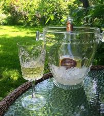 "Set 6 bicchieri vino ""Baroque & Rock"" Baci Milano"