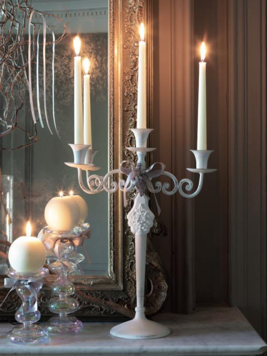 Candelabro 5 candele