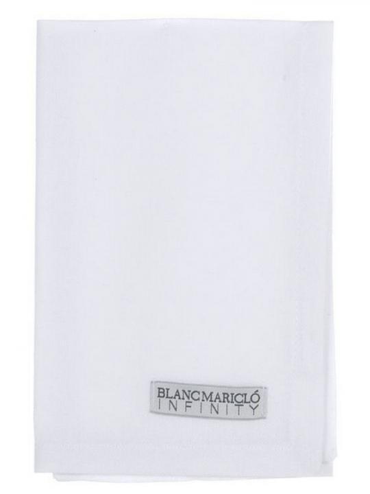 Set 6 tovaglioli bianchi Blanc Mariclò