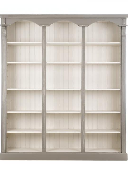 Libreria 3 colonne