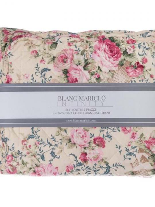 Blanc Mariclò - Boutis burro