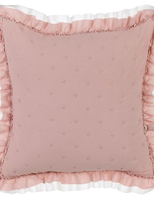 Blanc Mariclò - Cuscino rosa