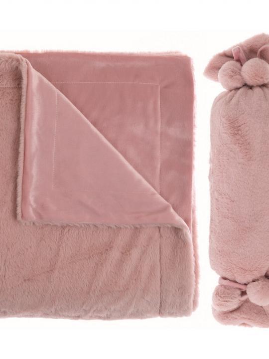 Plaid rosa
