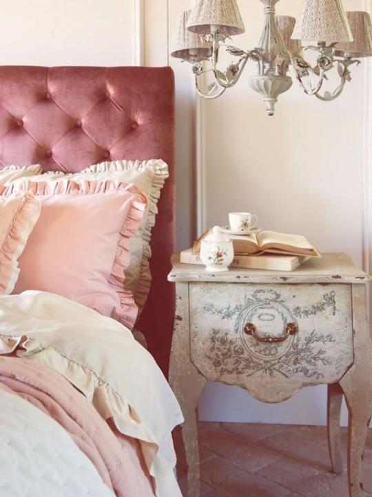 Blanc Mariclò Completo letto rosa