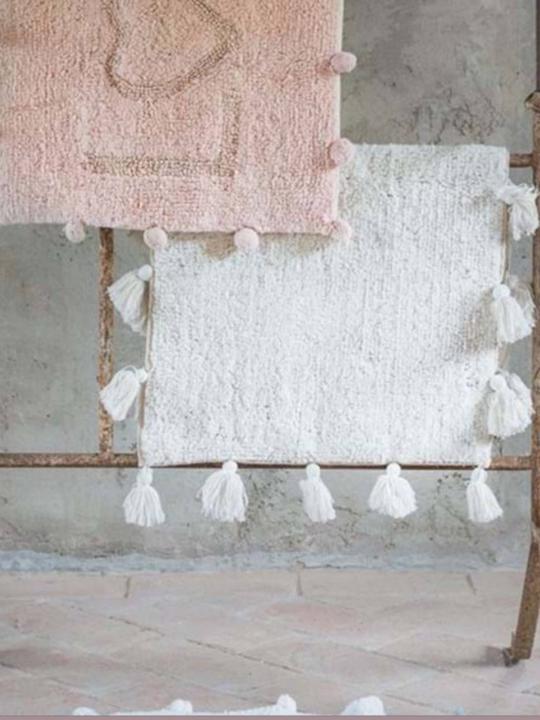Blanc Mariclò tappeto Bianco