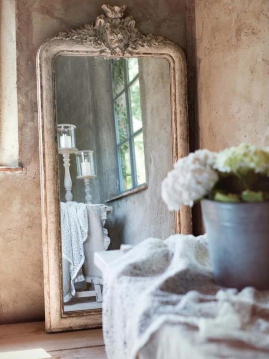 Specchio anticato