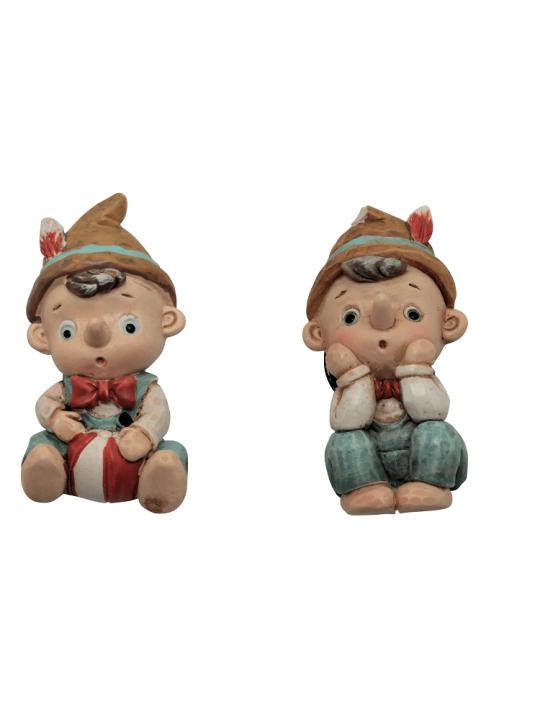 Sacchetto magnete Pinocchio