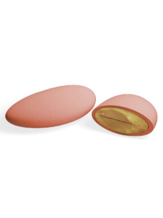 Confetti bianchi d'avola rosa