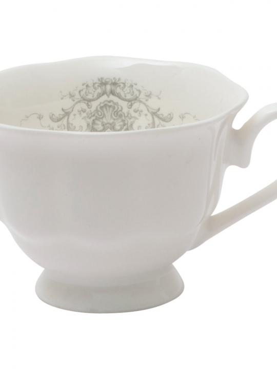 Set 6 tazzine caffè in porcellana